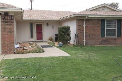 4430 Clearwell, Amarillo, TX 79109 (#21-4918) :: RE/MAX Town and Country