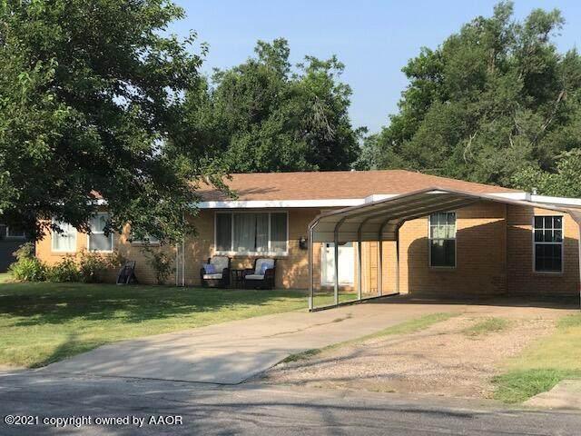 1310 Eton St, Perryton, TX 79070 (#21-4958) :: Live Simply Real Estate Group