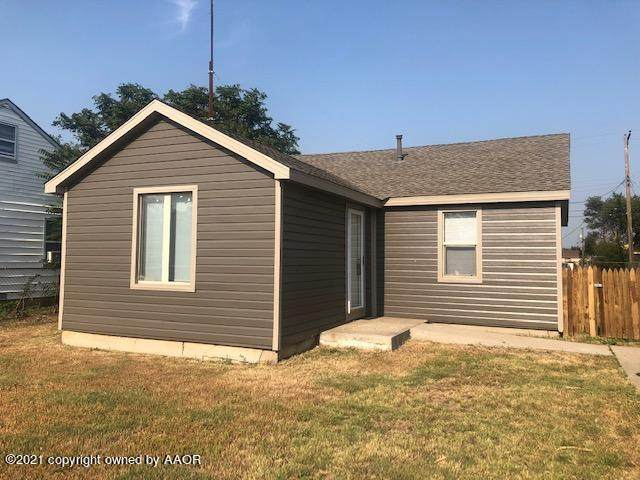 809 Spring St, Amarillo, TX 79104 (#21-4994) :: Live Simply Real Estate Group