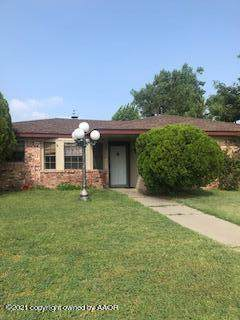 3304 Hill St, Amarillo, TX 79103 (#21-5344) :: RE/MAX Town and Country