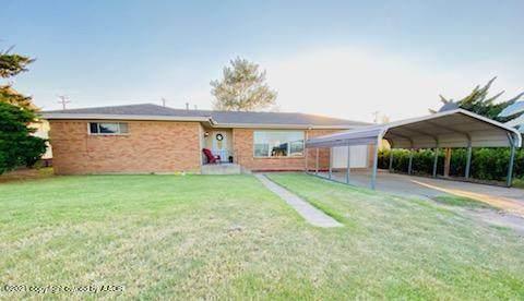 924 Clark Ave, Stinnett, TX 79083 (#21-5546) :: Lyons Realty