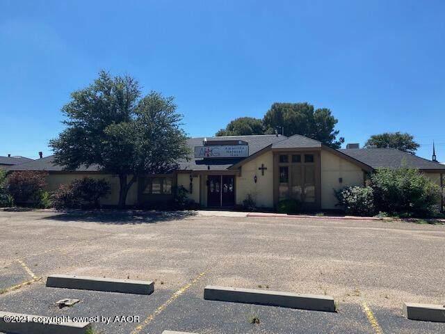 2915 Ih 40, Amarillo, TX 79109 (#21-5564) :: Lyons Realty