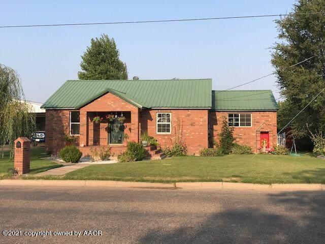 212 Brandt St., Spearman, TX 79081 (#21-5893) :: Elite Real Estate Group