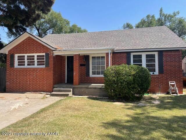 2025 Ong St, Amarillo, TX 79109 (#21-6197) :: Lyons Realty