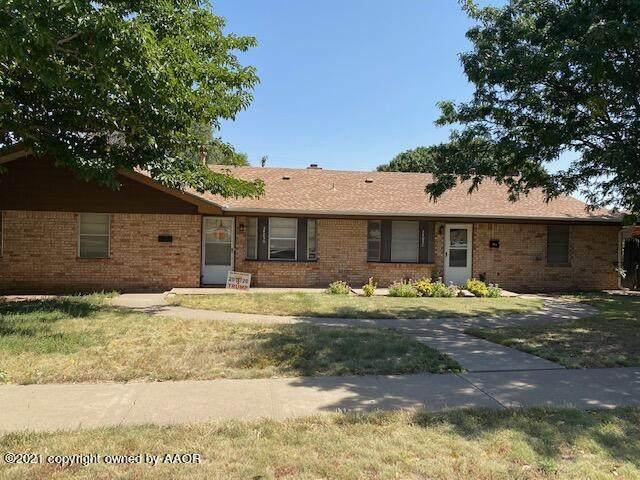 Thurman Duplex Portfolio, Amarillo, TX 79109 (#21-6215) :: RE/MAX Town and Country