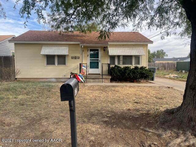 4023 15TH AVE, Amarillo, TX 79102 (#21-6268) :: RE/MAX Town and Country