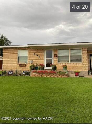 204 Mccarthy St, Borger, TX 79007 (#21-6408) :: Lyons Realty