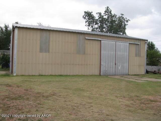 208 Texas, Shamrock, TX 79097 (#21-6671) :: Elite Real Estate Group