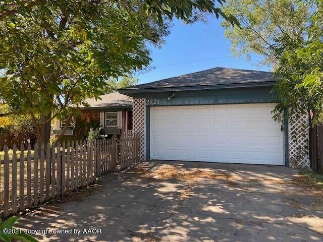 2721 Mohawk Dr, Amarillo, TX 79109 (#21-6697) :: Elite Real Estate Group