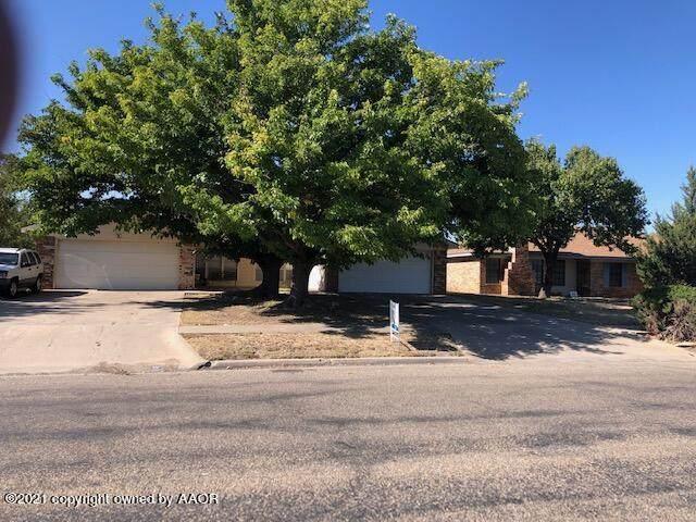 4404 Ridgecrest Cir, Amarillo, TX 79109 (#21-6810) :: Keller Williams Realty