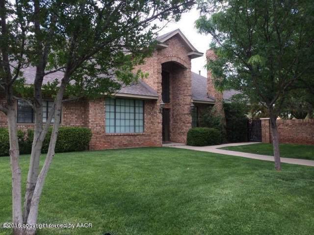 8 Quadrille Park, Amarillo, TX 79106 (#21-6851) :: Elite Real Estate Group