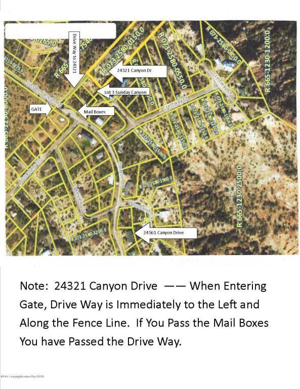 0 Mountain Trl, Canyon, TX 79015 (#17-103884) :: Edge Realty