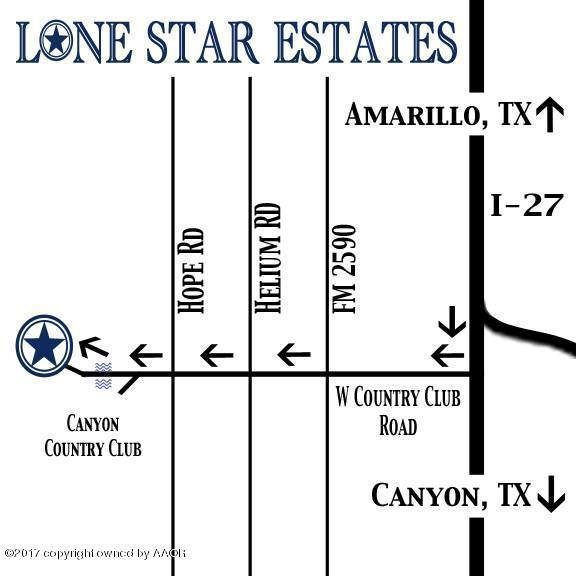 22 Bluff Ridge Trail, Canyon, TX 79015 (#17-108382) :: Elite Real Estate Group