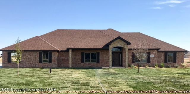 9751 Strawberry Fields Dr, Amarillo, TX 79119 (#18-113552) :: Lyons Realty