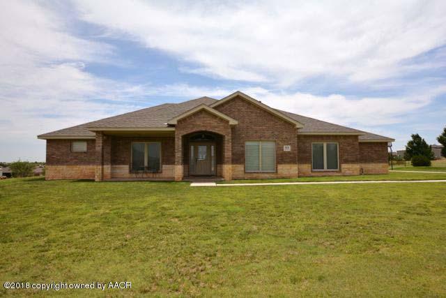 19151 Blue Creek Dr, Canyon, TX 79015 (#18-115961) :: Big Texas Real Estate Group