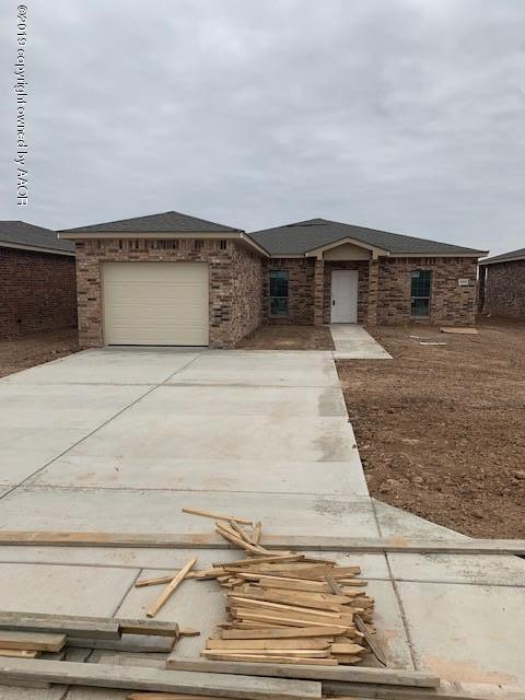 4911 Hawken St, Amarillo, TX 79118 (#19-1716) :: Keller Williams Realty