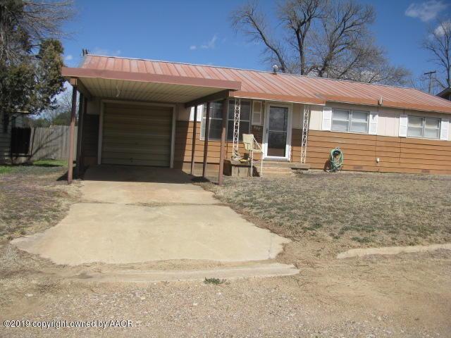 507 5th St, Mclean, TX 79057 (#19-2168) :: Elite Real Estate Group