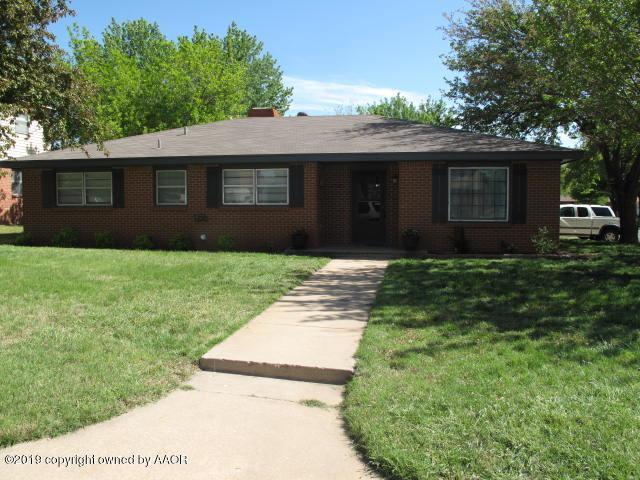6708 Arroyo Dr, Amarillo, TX 79108 (#19-2618) :: Big Texas Real Estate Group