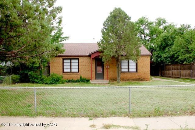 904 5TH Ave, Canyon, TX 79015 (#19-4265) :: Elite Real Estate Group