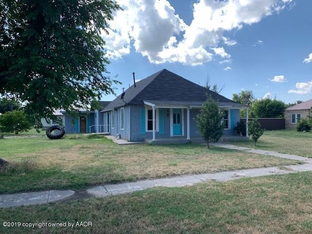 322 Dressen St, Spearman, TX 79018 (#19-5343) :: Lyons Realty