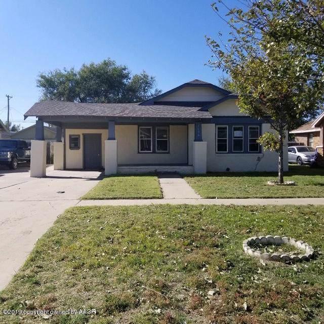 3606 Van Buren St, Amarillo, TX 79110 (#19-7608) :: Live Simply Real Estate Group