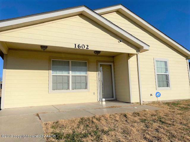 1602 Terry St, Amarillo, TX 79107 (#19-8201) :: Live Simply Real Estate Group
