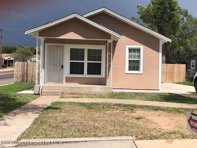 301 Louisiana St, Amarillo, TX 79106 (#21-4756) :: Keller Williams Realty