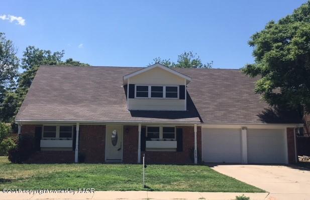 4610 Matador Trl, Amarillo, TX 79109 (#18-113005) :: Big Texas Real Estate Group