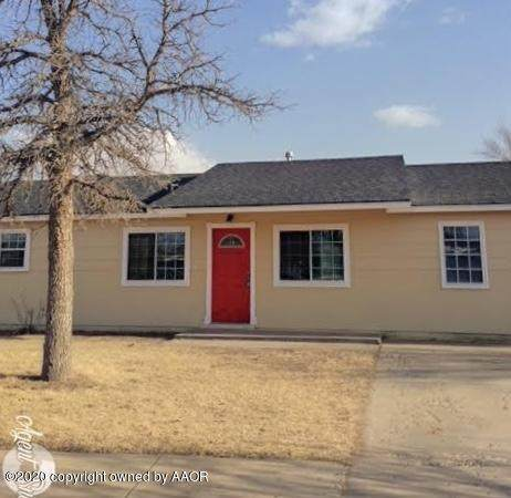 500 12TH Ave, Canyon, TX 79015 (#20-1280) :: Elite Real Estate Group