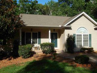 1499 Goddard Ave., Seneca, SC 29678 (MLS #20185742) :: Les Walden Real Estate