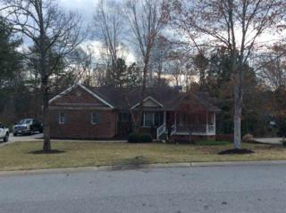 110 Red Maple Way, Clemson, SC 29631 (MLS #20185905) :: Les Walden Real Estate