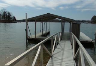 Lot 40 Beacon Shores, Seneca, SC 29672 (MLS #20186078) :: Les Walden Real Estate
