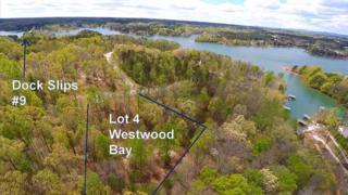 Lot 4 Westwood Bay, Seneca, SC 29672 (MLS #20186079) :: Les Walden Real Estate
