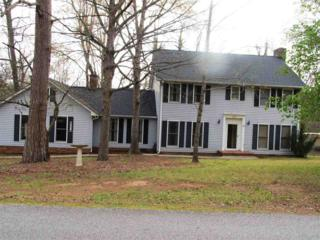 606 Timberlake Road, Anderson, SC 29625 (MLS #20186098) :: Les Walden Real Estate