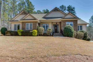 915 Shadow Oaks Drive, Seneca, SC 29672 (MLS #20186103) :: Les Walden Real Estate