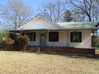 466 Eastview Rd, Pelzer, SC 29669 (MLS #20186115) :: Les Walden Real Estate