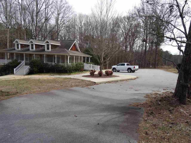 865 Old Clemson Highway, Seneca, SC 29672 (MLS #20156116) :: Tri-County Properties at KW Lake Region