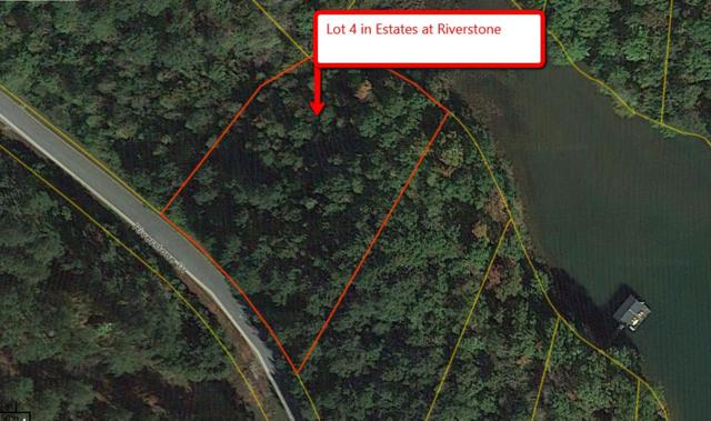 Lot 4 Estates At Riverstone, Salem, SC 29676 (MLS #20177749) :: Les Walden Real Estate
