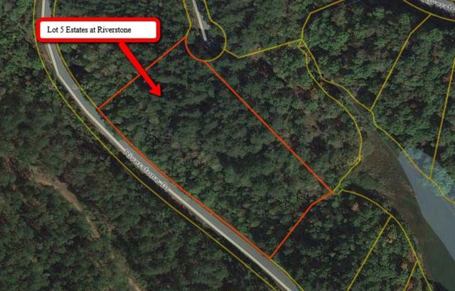 Lot 5 Estates At Riverstone, Salem, SC 29676 (MLS #20177826) :: The Powell Group of Keller Williams