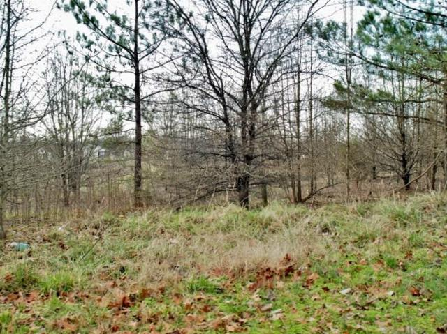Lot 82&37A Garrett Maxwell Road, Anderson, SC 29626 (MLS #20184265) :: Les Walden Real Estate