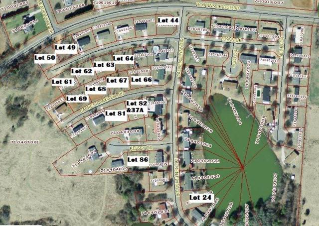 Lot 44 Lauren Flynn Drive, Anderson, SC 29626 (MLS #20184268) :: Tri-County Properties