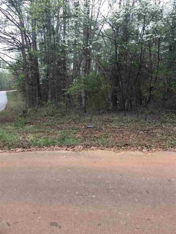 Lot 24 Saluda Road, Williamston, SC 29697 (#20186603) :: Connie Rice and Partners