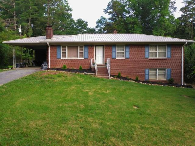 412 S Lovingood Ave., Walhalla, SC 29691 (MLS #20188606) :: Les Walden Real Estate