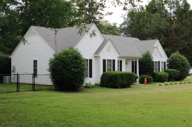 502 Berkeley Dr, Clemson, SC 29631 (MLS #20188665) :: Les Walden Real Estate