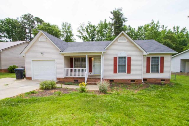 111 Queen Drive, Anderson, SC 29625 (MLS #20188829) :: Les Walden Real Estate