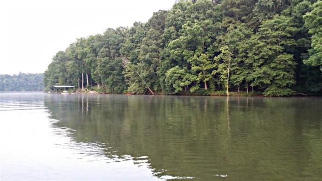 Lot 38 Lakewind Court, Iva, SC 29655 (MLS #20188836) :: The Powell Group of Keller Williams