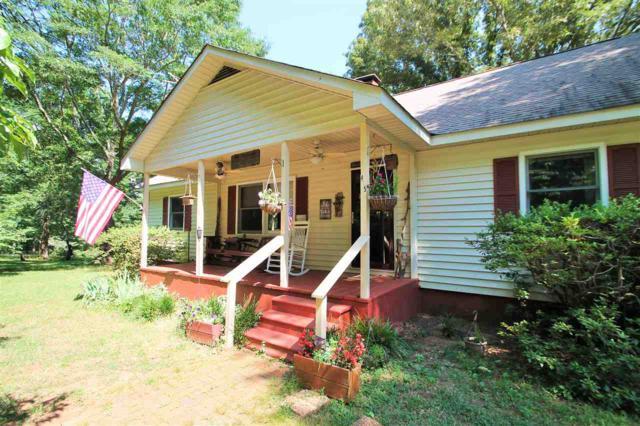 415 Mccrary Road, Pendleton, SC 29670 (MLS #20188955) :: Les Walden Real Estate