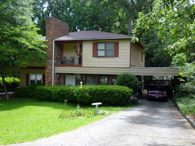 130 Tanglewood Drive, Anderson, SC 29621 (MLS #20188959) :: Tri-County Properties