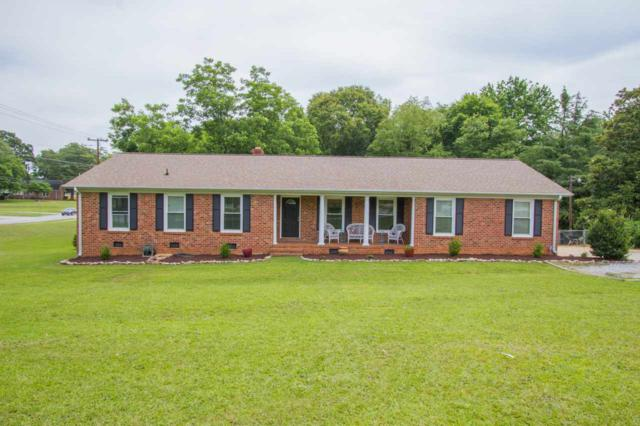 101 Towhee Trail, Anderson, SC 29625 (MLS #20188994) :: Les Walden Real Estate
