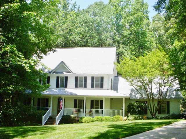105 Catawbah Road, Clemson, SC 29631 (MLS #20188997) :: Les Walden Real Estate
